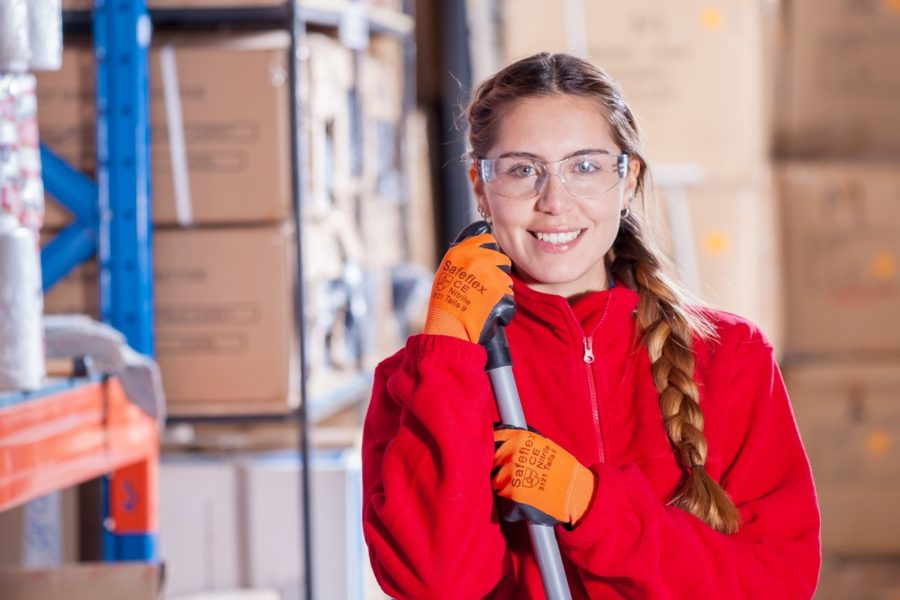 There's a strong need for women in advanced manufacturing