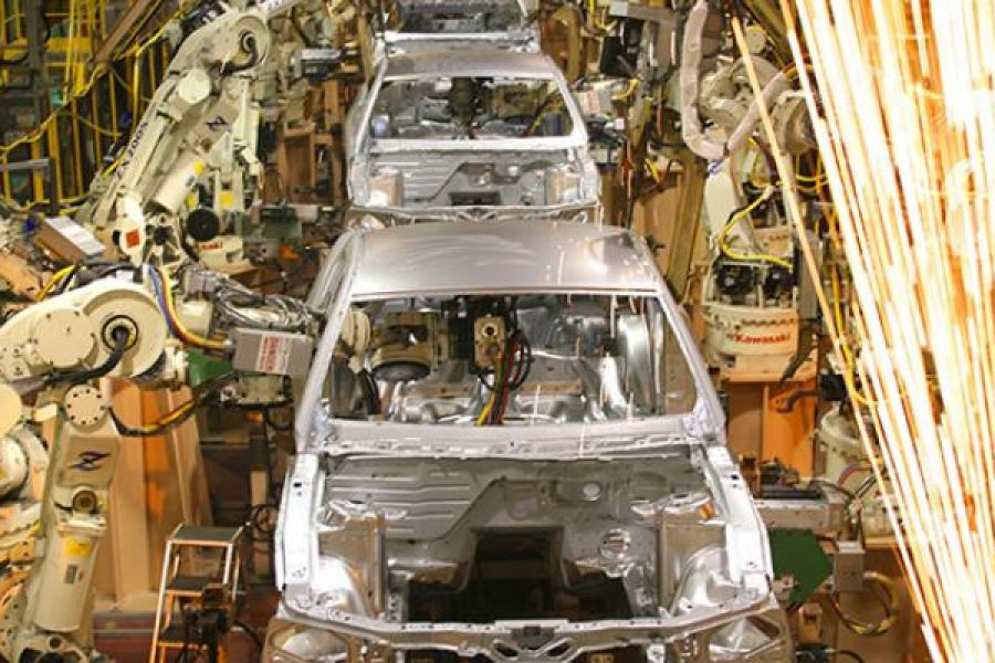 US Manufacturing Primed for Another Growth Year